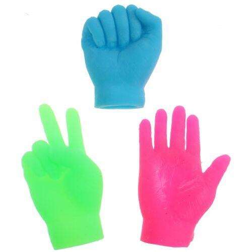 Toi-Toys Toi Toys Fingerpuppen kleine Hände grün 6,5 cm
