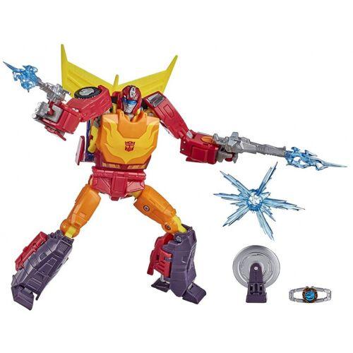 Transformers spielzeug Hot Rod junior 25 cm rot/orange/gelb