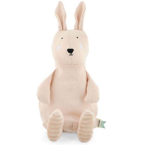Trixie stofftier Kaninchen Mrs. Rabbit junior 38 cm Baumwolle weich rosa