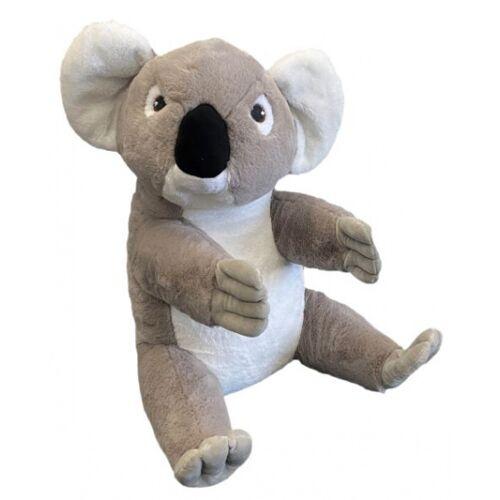 Wild Republic stofftier Koala junior 40 cm Plüsch grau