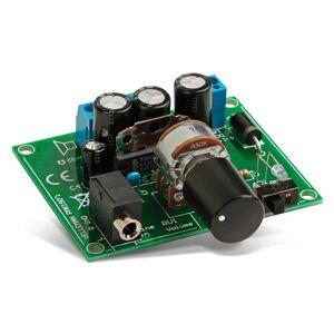 Whadda lötset Vorverstärker mp3 66 x 53 mm 2 x 5W grün