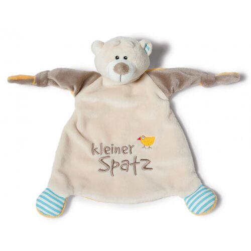 Nici stofftier Bear 26 x 24 x 7 cm Plüsch beige