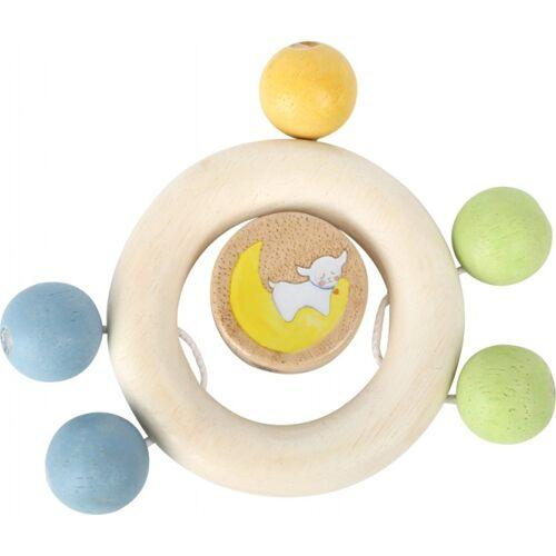 Small Foot Spielzeug aus Holz Schafe Ring 10cm