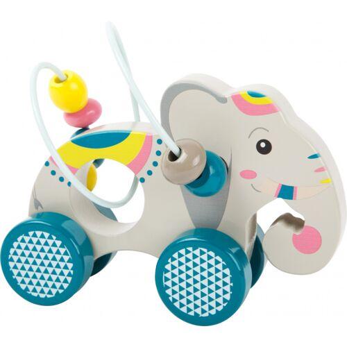 Small Foot Spielzeug Elefant grau 14 x 8 x 12 cm