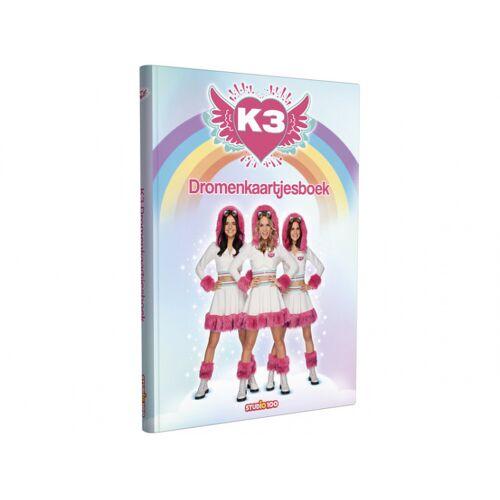 Studio 100 postkartenbuch K3 Mädchen 12 x 16,5 cm Papier