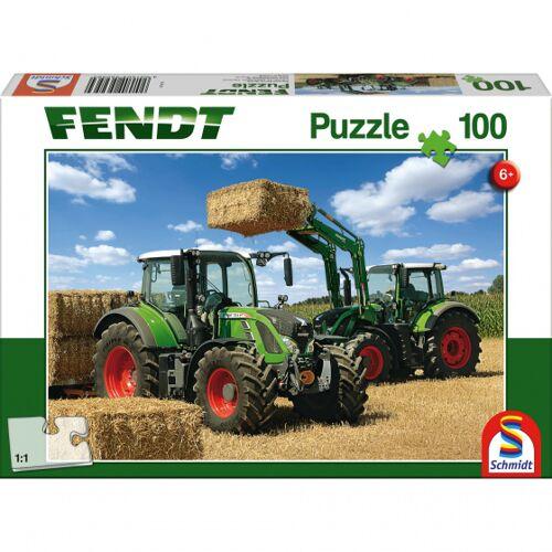 999 Games puzzle Fendt 724 / 716 Vario junior 100 Teile
