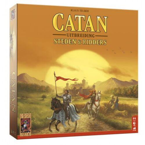 999 Games erweiterungs Brettspiel Catan: Städte und Ritter