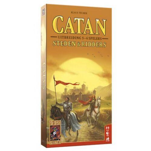 999 Games catan Erweiterung: Städte & Ritter 5/6 Spieler