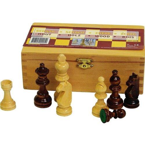 Abbey Game holzschachfiguren 8,3 cm