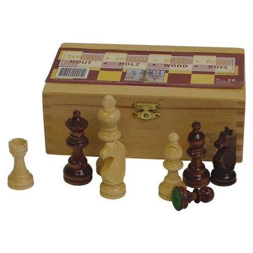 Abbey Game holzschachfiguren 93 mm