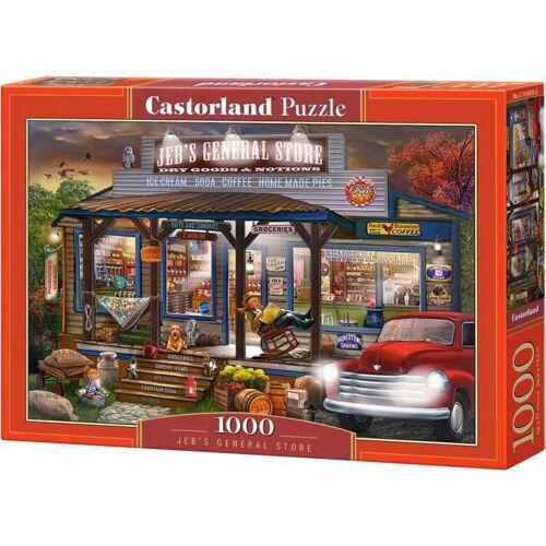 Castorland puzzle Puzzle Jeb's General Store 68 cm 1000 Teile