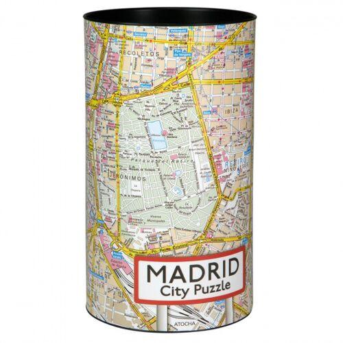 City Puzzle karton Puzzle Madrid 500 Stück