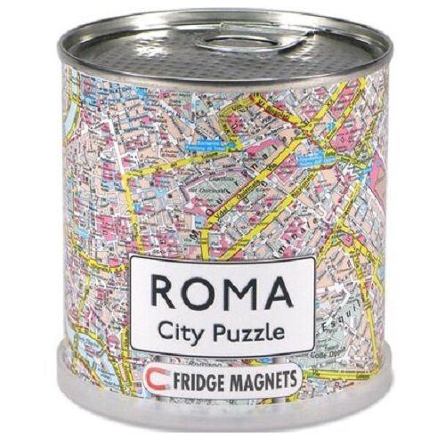City Puzzle magnetpuzzle Roma 100 Teile