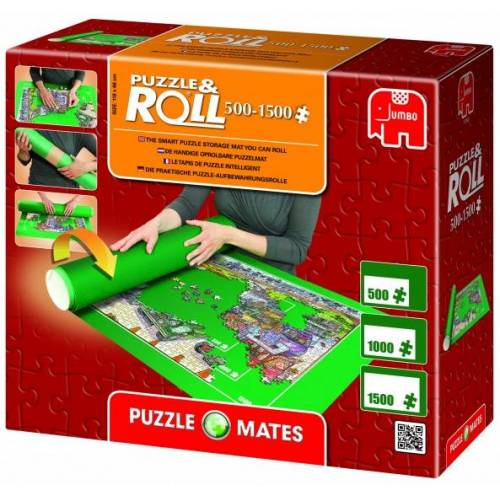 Jumbo Puzzle & Roll puzzelmat 500 1500 Stücke