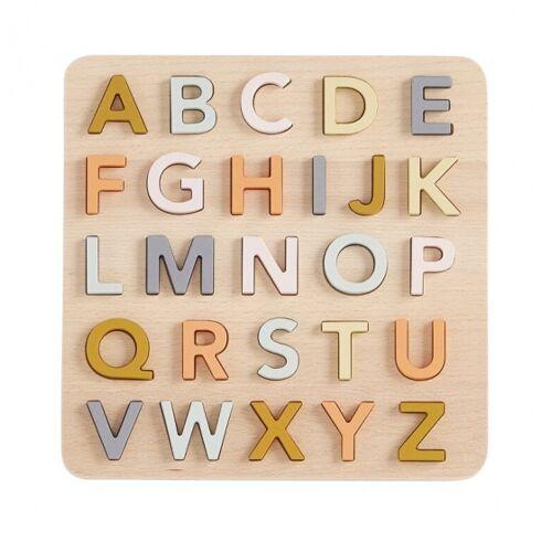 Kid's Concept holzform Puzzle Alphabet 26 teilig
