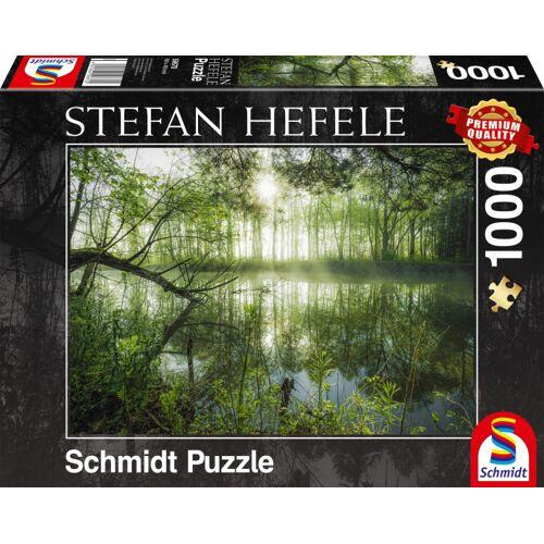 Schmidt Puzzle puzzle Homeland Dschungel Karton 1000 Teile