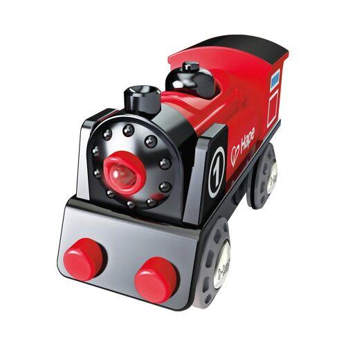 Hape Eisenbahn Lokomotive Nr. 1 rot