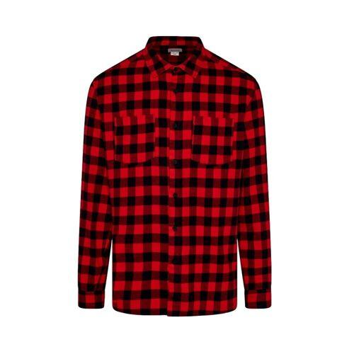 Woolrich Camicia DI Flanella Wocam0706 Woolrich S,M Rot Male