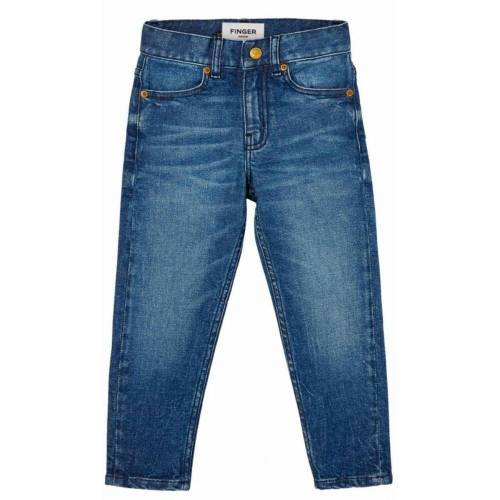 Finger in the Nose Boyfriend Jeans Finger in the Nose 10-11y,6-7y,12-13y,8-9y Blau Male