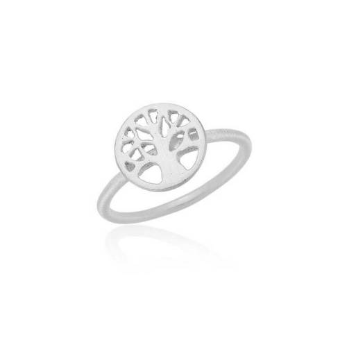 Lisberg Jewellery Livets træ Ring sølv Lisberg Jewellery 60,48,56,58,55,51 Grau Female