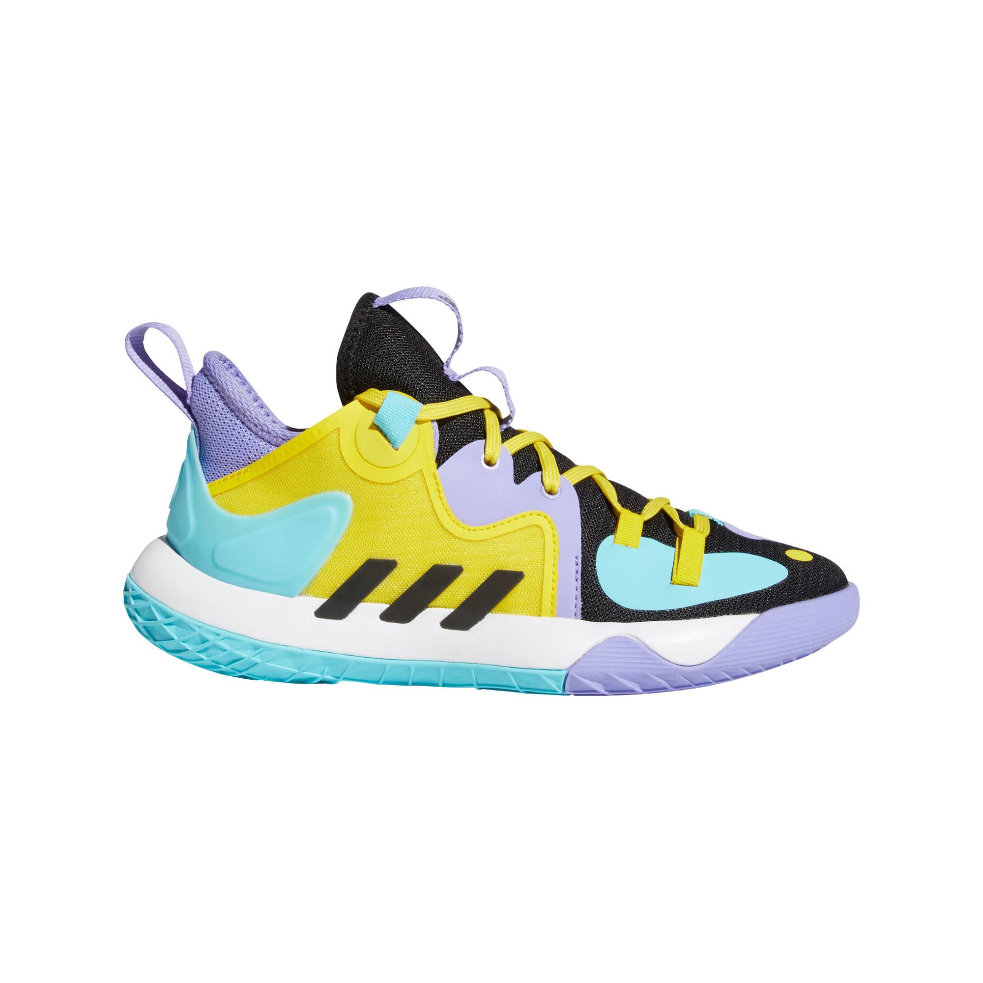 Adidas Harden Stepback 2 36 2/3 Core Black/Team Yellow
