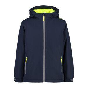 CAMPAGNOLO Kids Jacket fix hoody 14 Blue/yellow Fluor