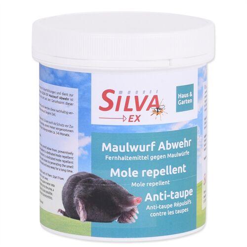 Silva Maulwurfabwehr, Maulwurfvertreiber - Vertreibungsmittel gegen Maulwürfe und Wüh