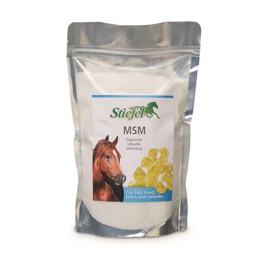 Stiefel MSM für Pferde - für Fell, Haut, Horn und Gelenke, 1kg