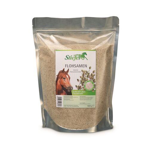 Stiefel Flohsamen für Pferde - Gutes für den Darmtrakt, 1kg
