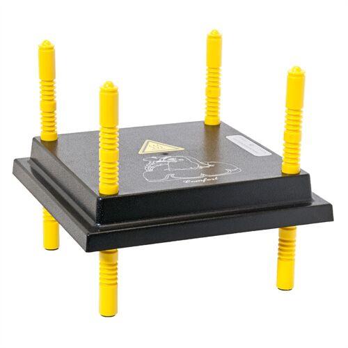OLBA Küken Wärmeplatte Comfort 25x25cm / 15W