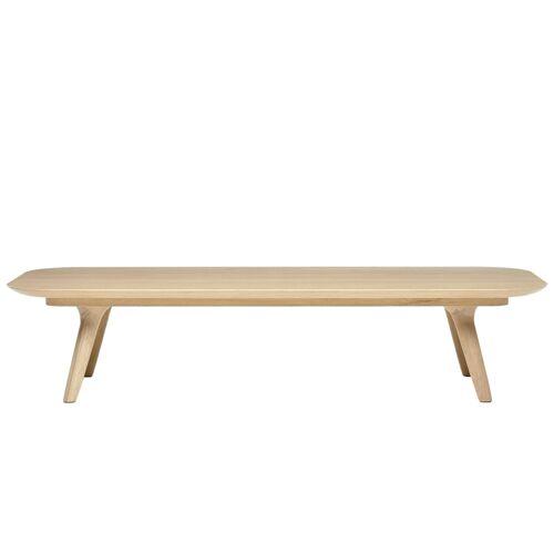 Moooi Zio Coffee Table, quadratische Ausführung/ zimtbraun