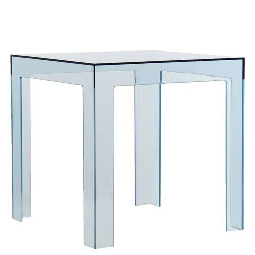 Kartell Jolly Tisch , weiß glänzend (undurchsichtig)