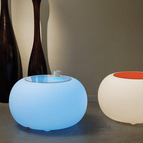 Moree Bubble Indoor LED, mit anthrazitfarbener Filzauflage