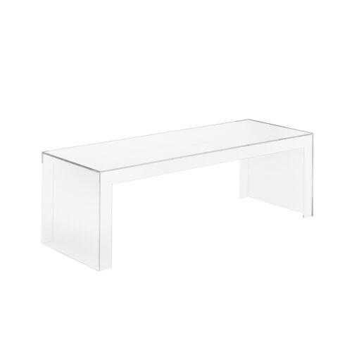 Kartell Invisible Side 5000, weiß glänzend (undurchsichtig)