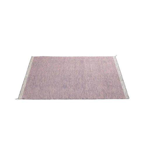 Muuto Ply 170 x 240 Teppich, rosa