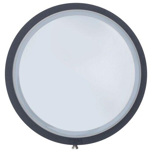Bega 33523 LED Wand-/Deckenleuchte, silber