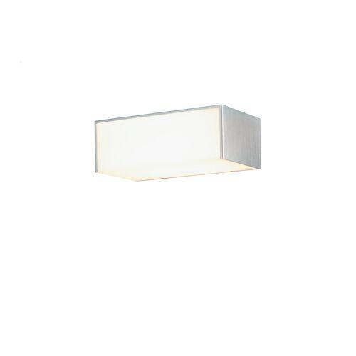 Mawa Design Mono 2a LED Wandleuchte, Mawa Corten Farbe, mit Bewegungsmelder