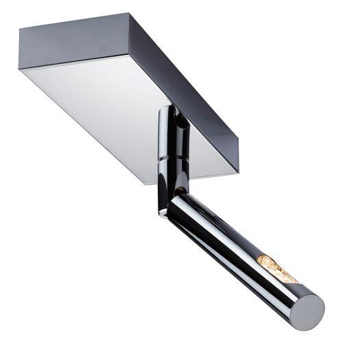 LDM Ecco LED Alto Uno, bronze pulverbeschichtet