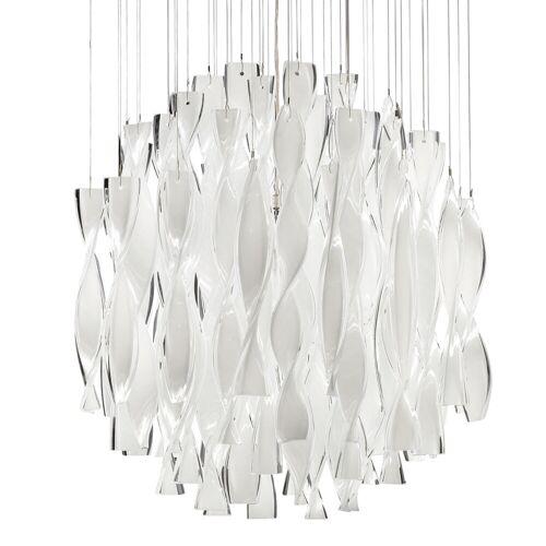 Axo Light Aura SP 60, Stahl glänzend - kristall