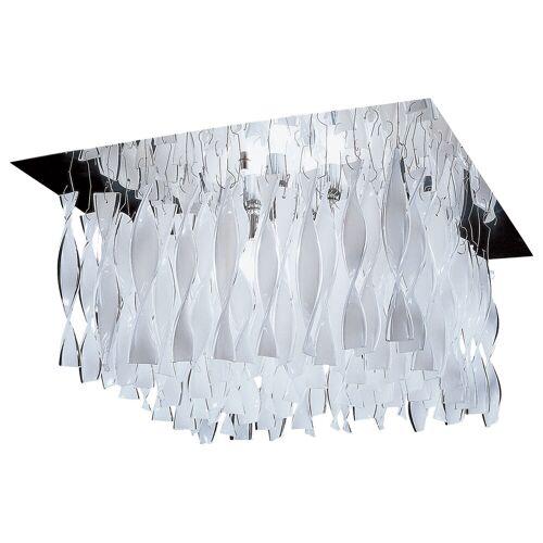 Axo Light Aura G30, Stahl glänzend - kristall