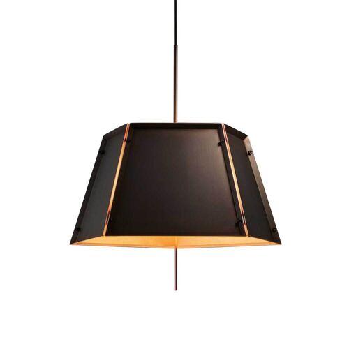 Bover Penta S/30 LED, außen Kupfer antik / innen Kupfer poliert