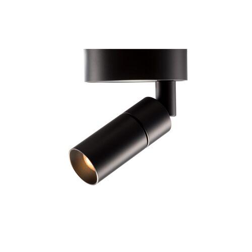 LDM Pure Spot Uno, Aluminium poliert, 3000K