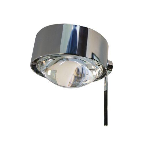 Top Light Puk Mirror + drehbare Spiegeleinbauleuchte, Halogen, chrom