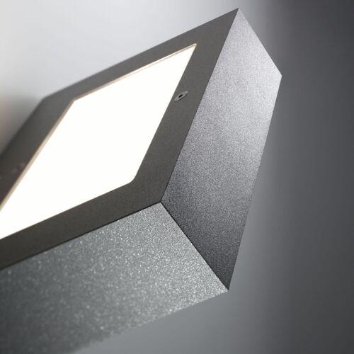Steng Licht Half Big Brigg Wandleuchte, weiß/ Halogen-Leuchtmittel