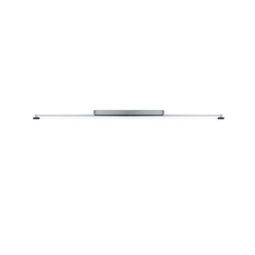 Ribag Spina 120 Wand-/Deckenleuchte, grau métallisé