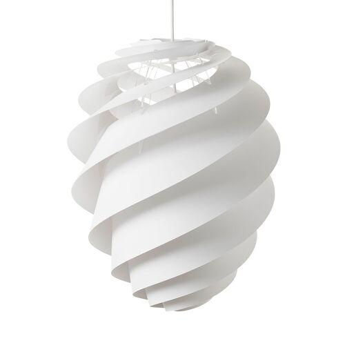 Le Klint Swirl 2 Pendelleuchte, Swirl 2 L (groß), weiß