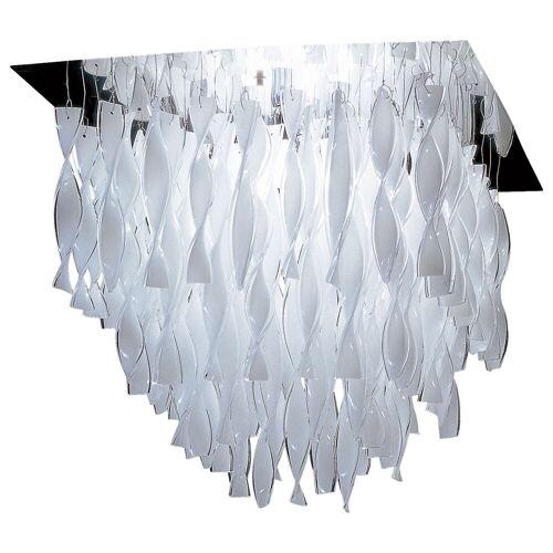 Axo Light Aura P, Stahl glänzend - kristall