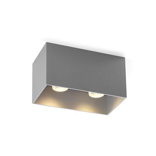 Wever & Ducré Box 2.0 3000K Deckenleuchte, bronzefarben