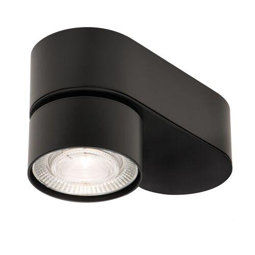 Mawa Design Wittenberg 4.0 1ov Flood LED Aufbaustrahler, weiß matt, 2700K