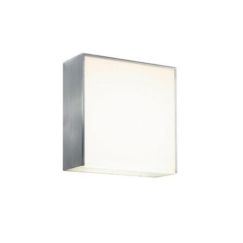 Mawa Design Mono 3a LED Wandleuchte, Mawa Corten Farbe, mit Bewegungsmelder